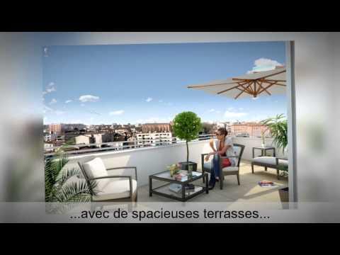 Coeur Saint Agne - Programme Immobilier Neuf Toulouse (31) - URBAT Toulouse