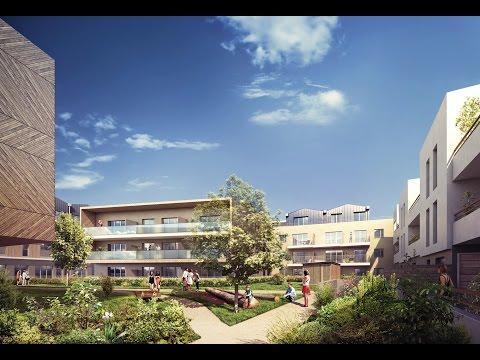 Parc Elysée - Programme Immobilier Neuf Castelnau-le-Lez - URBAT Montpellier