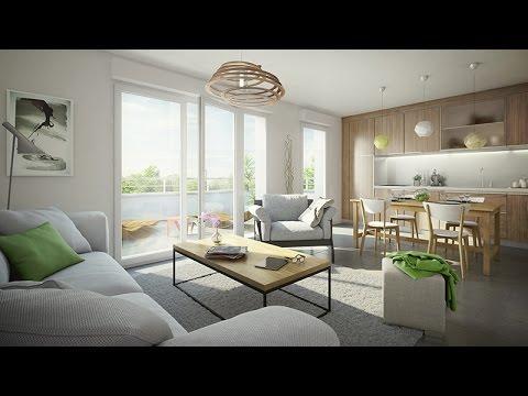 Les Coteaux De Pech David - Programme Immobilier Neuf Toulouse (31) - URBAT Toulouse