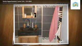 Vente Appartement, Lunel (34), 139 400€